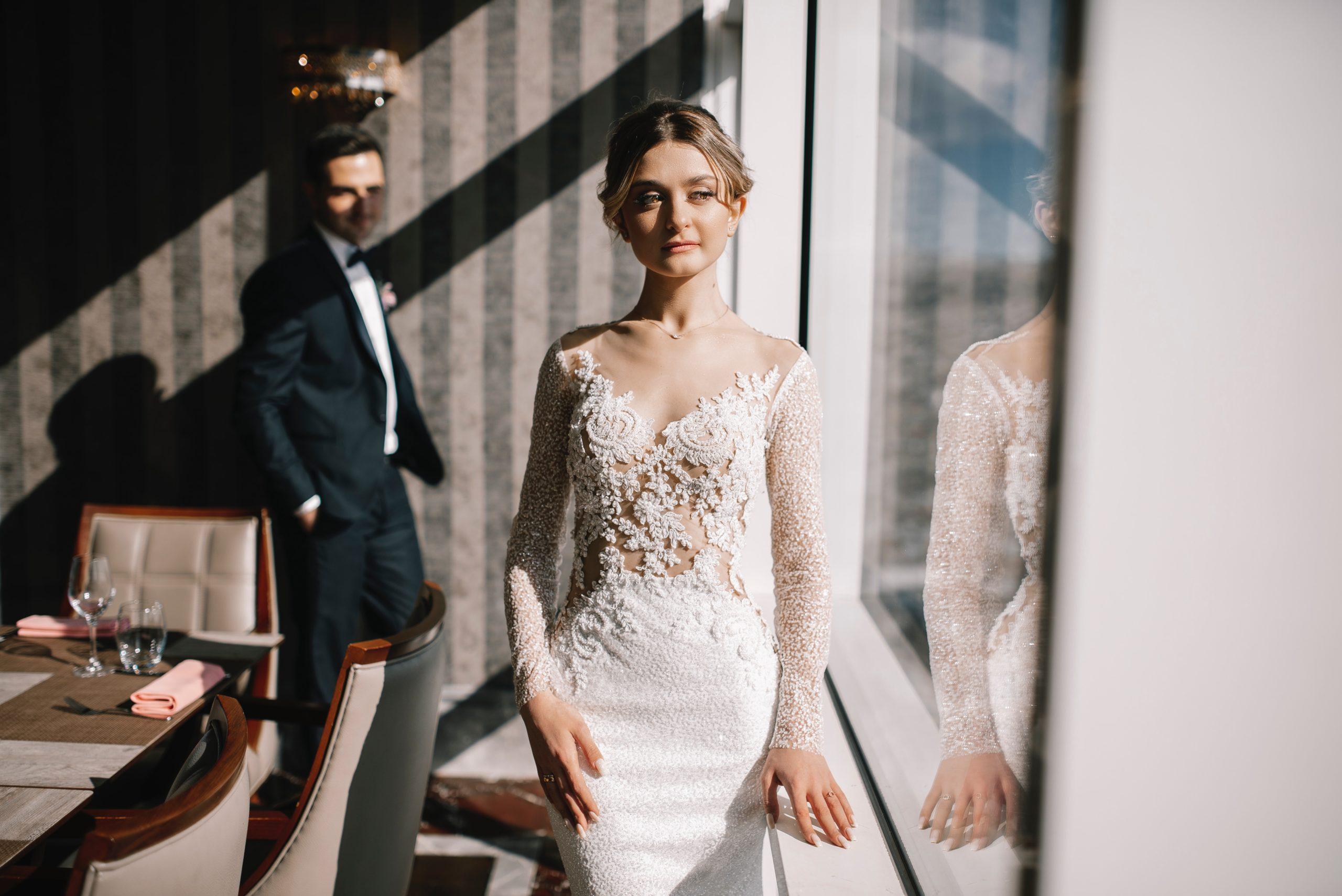 vestido de novia pantalon